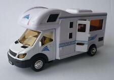 Boys Girls White Toy Diecast & Plastic Model Motorhome Campervan Present Boxed