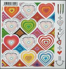 BLOC FEUILLET N°131 - Coeurs Maurizio Galante - 2011