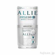 Kanebo ALLIE Extra UV Highlight Gel Sunscreen SPF50+ PA++++ 60g Free Shipping