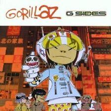 """GORILLAZ """"G-SIDES"""" CD 12 TRACKS NEU"""