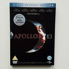 DVD (2 Disc) Apollo 13 1995 Adaptation/Drama