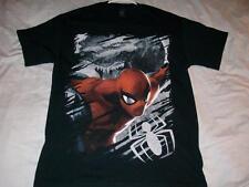 The Amazing Spider-Man Lizard Movie Marvel Black T-Shirt Men's Medium used