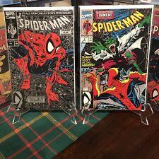 Todd McFarlane Complete Spider-Man Set 1-13 Vf/Nm-