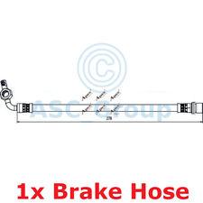 APEC BRAKING 295mm Scheibe Bremssattel flexibel GUMMISCHLAUCH hos4124
