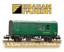Graham Farish 373-362A BR Mk1 Horse Box (SR) Green N Gauge