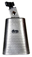 ATLAS 4in KIT-MOUNTABLE COWBELL! Percussion for Drum Kits from Hobgoblin Music