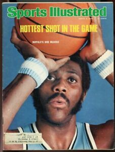 SI: Sports Illustrated March 8, 1976 Buffalo's Bob McAdoo Hottest Shot Cover G