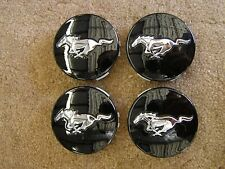 Oem Ford 2015 Mustang Wheel Center Caps Gt Emblems Ornaments New T Off 2016 Nos