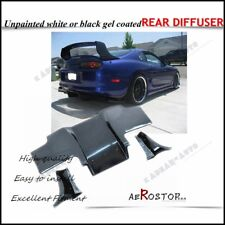 FRP TOP SECRET G-FORCE STYLE REAR DIFFUSER VALANCE FOR TOYOTA SUPRA JZA80 MKIV