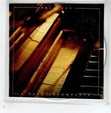(GD677) Bill Fay, A Page Incomplete - 2014 DJ CD