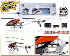 3.5 Channel Outdoor Double Horse 9053 26 Inches Metal Gyro RC Helicopter Gift