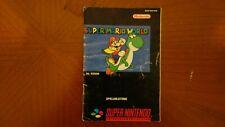 Super Mario World Anleitung - SNES, Nintendo, NES - Game Boy - Switch