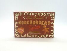 Too Faced Gingerbread Spice Bite Sized Eye Shadow Palette ~ BNIB