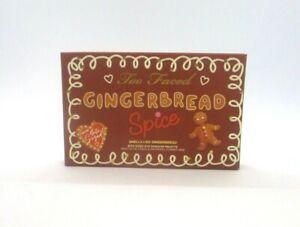 Too Faced Gingerbread Spice Bite Sized Eye Shadow Palette ~ BNIB