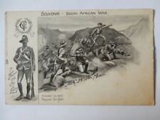 Unknown County/Country Collectable Military Postcards