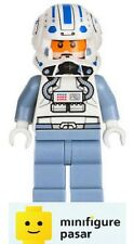 sw265 Lego Star Wars 8088 - Captain Jag Minifigure - New