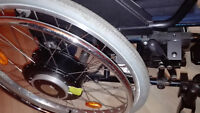 Motor/antriebsrad für Alber e-fix 12, links oder rechts verwendbar, geprüft