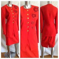 Escada 100 Wool Suits Blazers For Women Ebay