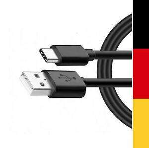 USB C Kabel Ladekabel Ladegerät Typ-C für Samsung Galaxy S9 S10 Huawei Xiaomi