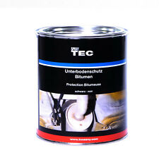 Unterbodenschutz Bitumen Pinselware 2,5kg Streichbar von AutoK Spray Tec EV0001