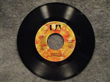 """45 RPM 7"""" Record Billie Jo Spears Freedom Song & Standing Tall 1980 UA-X1336-Y"""
