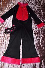 Le Ragazze Costume Festa Costume Da Gatto Halloween Età 5-7 anni