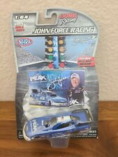 2016 Wave 8 John Force Peak Funny Car 1/64 NHRA NASCAR Authentics Diecast