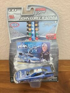 2016 Wave 8 John Force Peak Funny Car 1/64 NHRA NASCAR Authentics Diecast