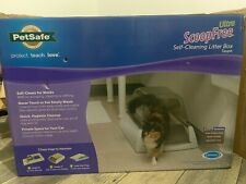PetSafe ScoopFree Ultra PAL00-15342 Self-Cleaning Litter Box for Cats - Taupe
