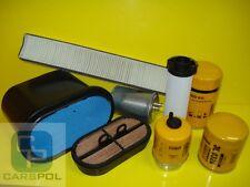 Filter service kit  engine DieselMax - JCB 3CX 4CX