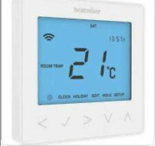 Termostato Heatmiser Slimline Scatola Nuovo Di Zecca in riscaldamento a pavimento PRT-N V3