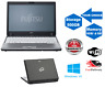 "Cheap Fast Laptop Fujitsu Core i3 12.5"" 8GB RAM 500GB HDD Windows10 WIFI"