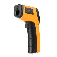 Termometro Infrarossi Senza Contatto Industriale Da -50 A 380 Gradi Display LCD