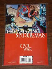 AMAZING SPIDERMAN #97 (538) VOL2 MARVEL SPIDEY CIVIL WAR JANUARY 2007