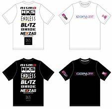 Copaze x Yashio Factory Tokyo Auto Salon T-Shirt Nismo HKS Endless Bride car