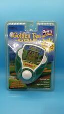 Golden Tee Golf Electronic Game Roller Ball Tiger Handheld