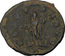 CLAUDIUS II Gothicus 268AD Ancient Roman Coin Neptune Freshwater & sea i45899