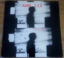 AMM III es war ein gewöhnlicher genug Day in Pueblo, Colorado 1980 GER Restaurant/ECM