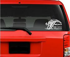 Car Decals. Wall Decal. Laptop Decal. Aguila Mexico: Donde comienza mi historia
