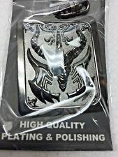 Saint Seiya Pandora Box Wyvern Metal Keychain Die Cast Made Very Rare