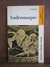 Racine: Andromaque/Spécial:Documentation thématique/Nouveaux Classiques Larousse