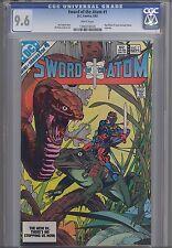 Sword of the Atom #1 CGC 9.6 1983 Marvel Gil Kane cover/ Comic: Price Drop!