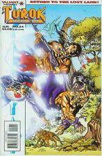 Turok, dinosaur Hunter # 24 (Valiant, EE. UU., 1995)