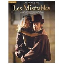 Les Miserables: Selections from the Movie Piano Solo Selections
