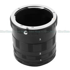 Macro Extension Tube Ring for Canon 450D 550D 40D 60D 600D 7D 5D II III 1D 1100D