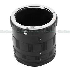 Macro Extension Tube Ring for Canon 450D 550D 40D 60D 600D 7D 5D II III 1D 1100D