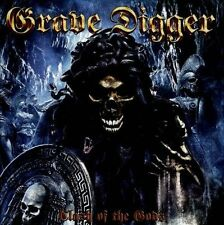GRAVE DIGGER - CLASH OF THE GODS  CD