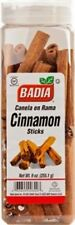 Badia Cinnamon Sticks Top Quality/Canela en Rama Astillas 9 oz