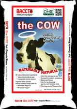 Michigan Peat 1640 Wholly Cow Compost and Manure, 40-Quart