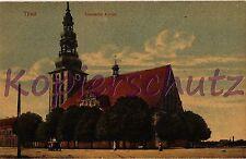Erster Weltkrieg (1914-18) Ansichtskarten mit dem Thema Dom & Kirche